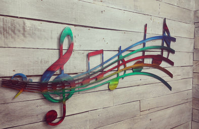 Music Notes - Hersey Customs Inc.