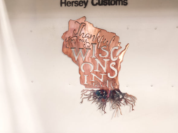 "Thankful For My ""STATE"" Roots - Hersey Customs Inc."