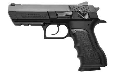 "IWI JER 941 9MM 4.4"" 16RD BLK POL AS"