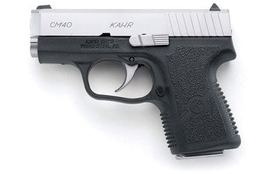 "KAHR CM40 40SW 3"" MSTS POLY 1 MAG"