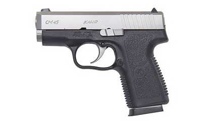 "KAHR CT45 45ACP 4"" MSTS 6RD POLY"
