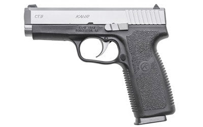 "KAHR CT9 9MM 4"" MSTS POLY 1 MAG"