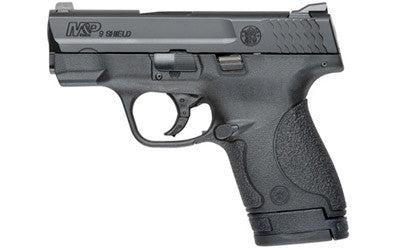 "S&W SHIELD 9MM 3.1"" BLK 7&8RD"