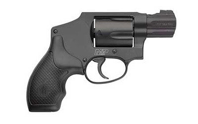 "S&W M&P340 1.875"" 357 BLK SC NO LCK"