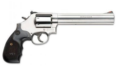 "S&W 686 PLUS DLX 7"" 357MG STS 7RD WD"