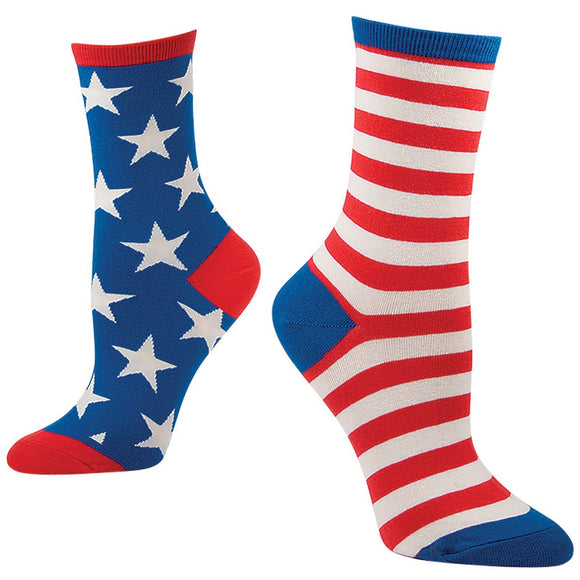 Women's Socks - Flag