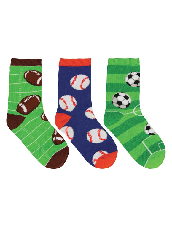 Kids Socks - Good Sport - 3 Pack