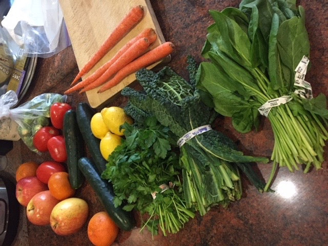 Farmers' Market Recipes for Vibrant Skin