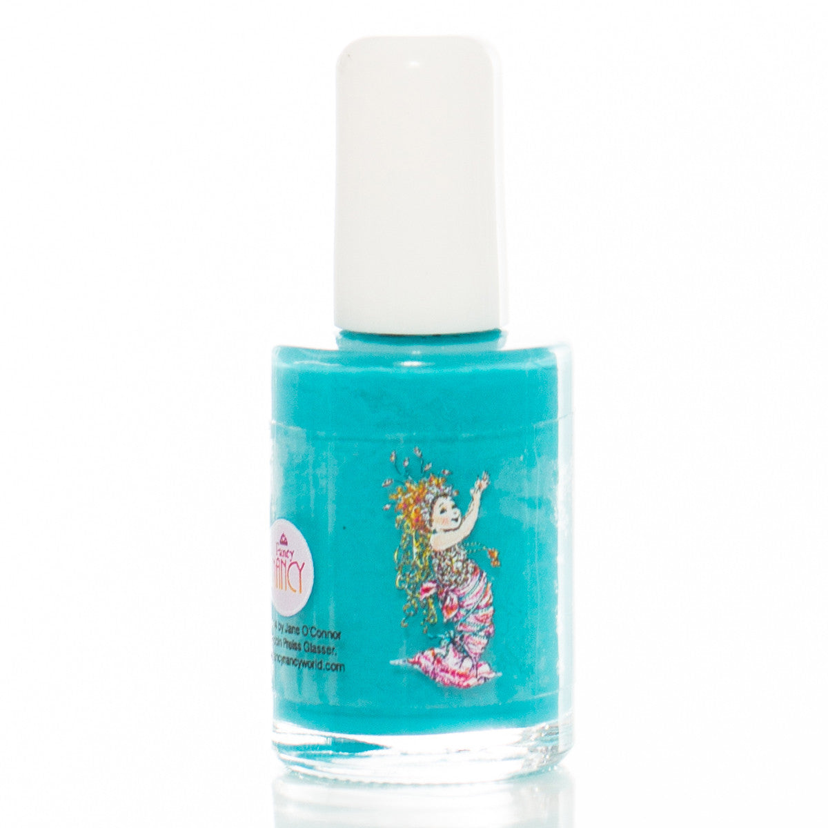 Piggy Paint Azure Sea-quin Non Toxic Nail Polish