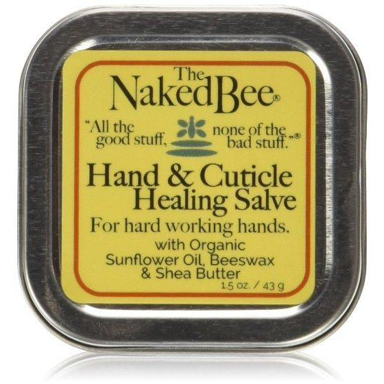 The Naked Bee - Hand & Cuticle Healing Salve 1.5 oz