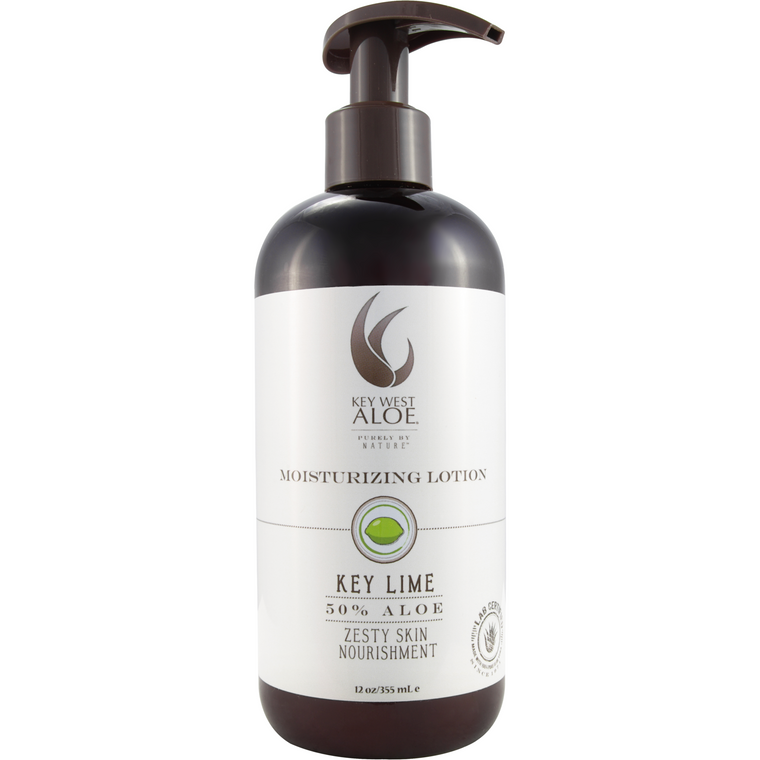KEY WEST ALOE KEY LIME MOISTURIZING LOTION