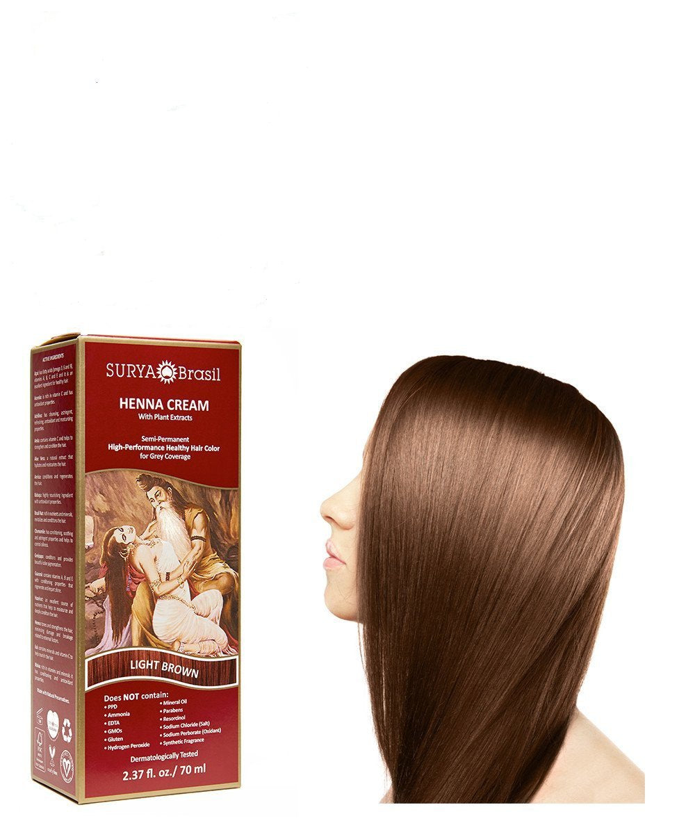 Henna Cream Light Brown