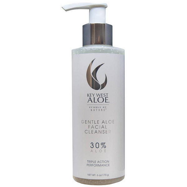 KEY WEST ALOE GENTLE ALOE FACIAL CLEANSER