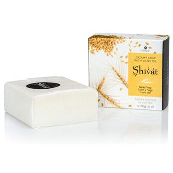 Shivat Natural Soap - Barley Soap