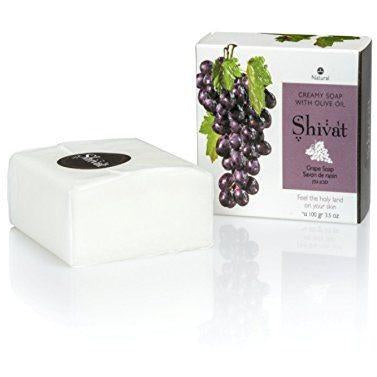 Shivat Natural Soap (Grape)