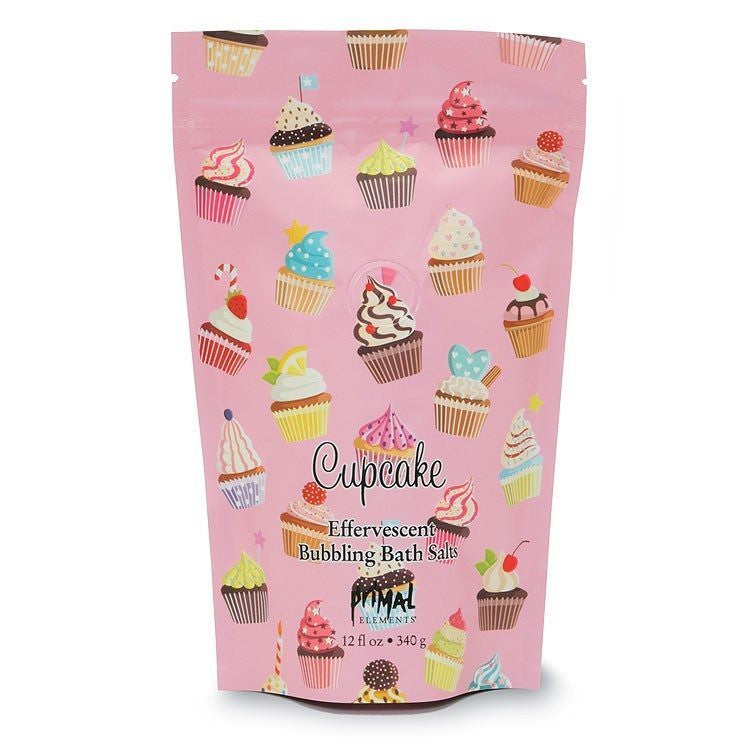 Primal Elements - CUPCAKE Bubbling Bath Salts