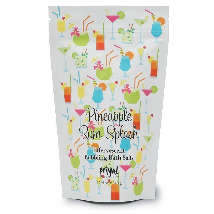 Primal Elements - RUM SPLASH Bubbling Bath Salts