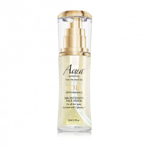 Aqua Mineral GOLD PERFORMANCE 24K INTENSIVE FACE SERUM