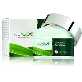 Curaloe - Aloe Vera Day Cream with African Shea Butter