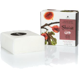 Shivat Natural Soap - Fig Soap