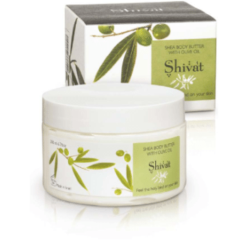 Shivat Shea Body Butter with Olive Oil