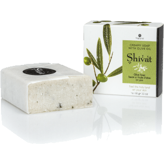 Shivat Natural Soap - Olive Soap