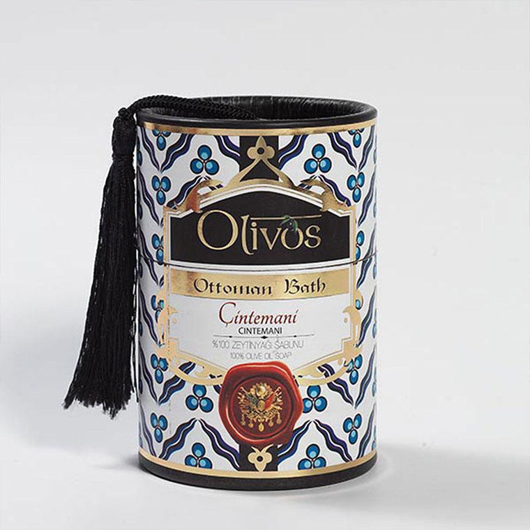 OLIVOS – OTTOMAN BATH CİNTEMANİ Soap with Virgin Olive Oil