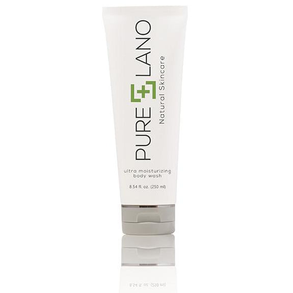 Pure Lano - Ultra Moisturizing Body Wash with Safflower oil