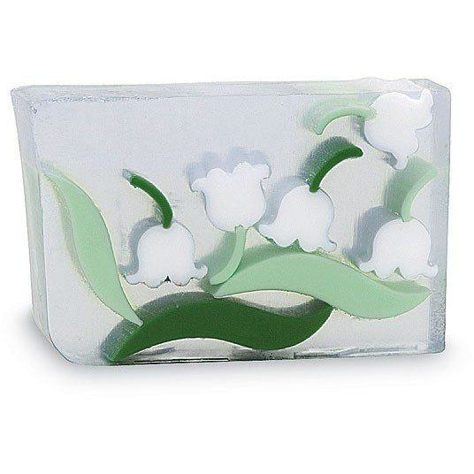 Primal Elements - LILY OF THE VALLEY 5.8 oz. Bar Soap