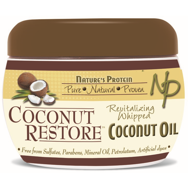Nature's Protein - Revitalizing Whipped Virgin Coconut Oil