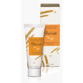 Shivat Foot Cream with Wheat Oil