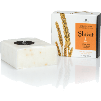 Shivat Natural Soap - Wheat Soap