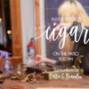Cigar Bar Acrylic Wedding Sign | Rich Design Co