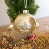 Personalized Family Name Ornament | Rich Design Co