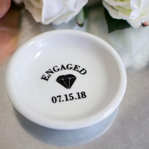 Wedding & Engagement Ring Dishes