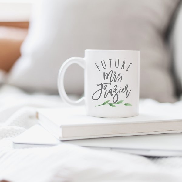 Personalized Future Mrs Mug - Rich Design Co