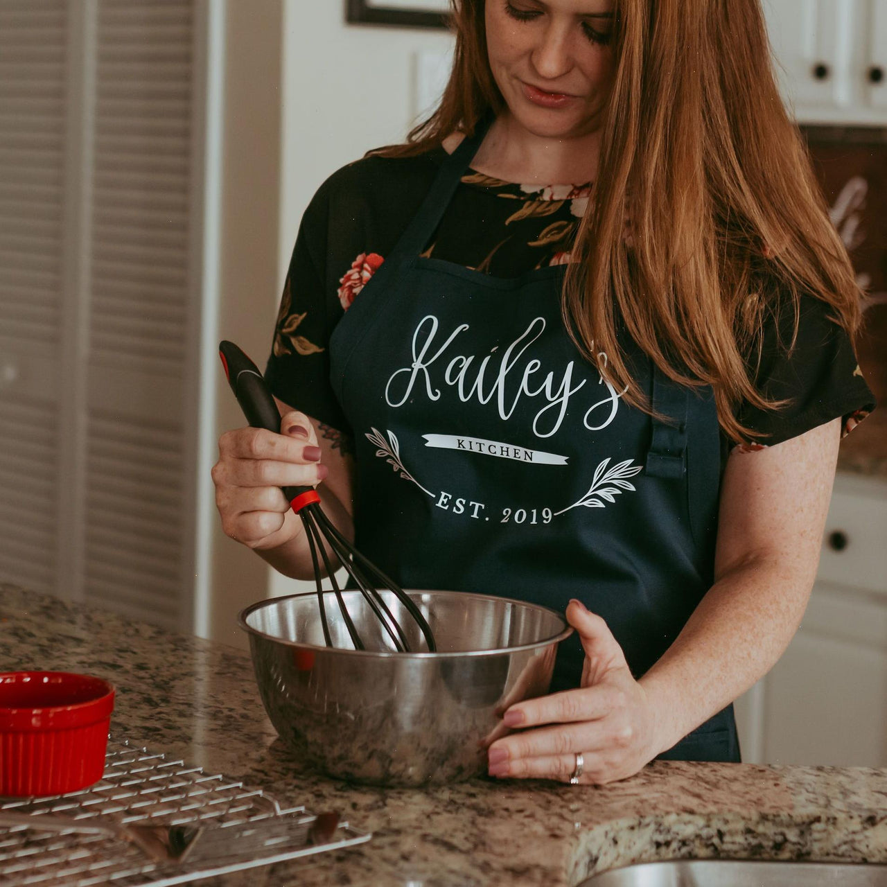 Personalized Kitchen Apron - Rich Design Co