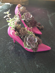 SUCCULENT STILETTO