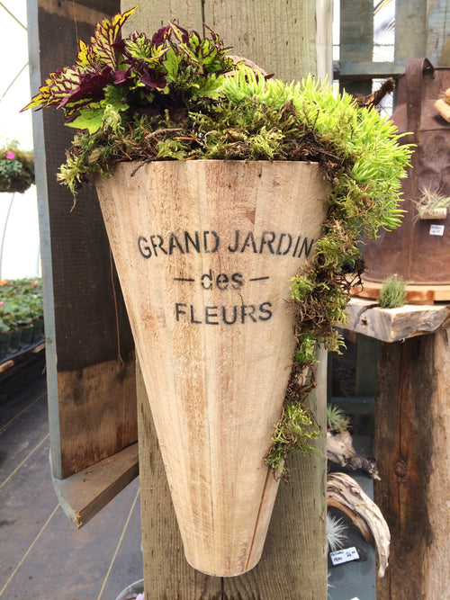 GRAND JARDIN PLANTER