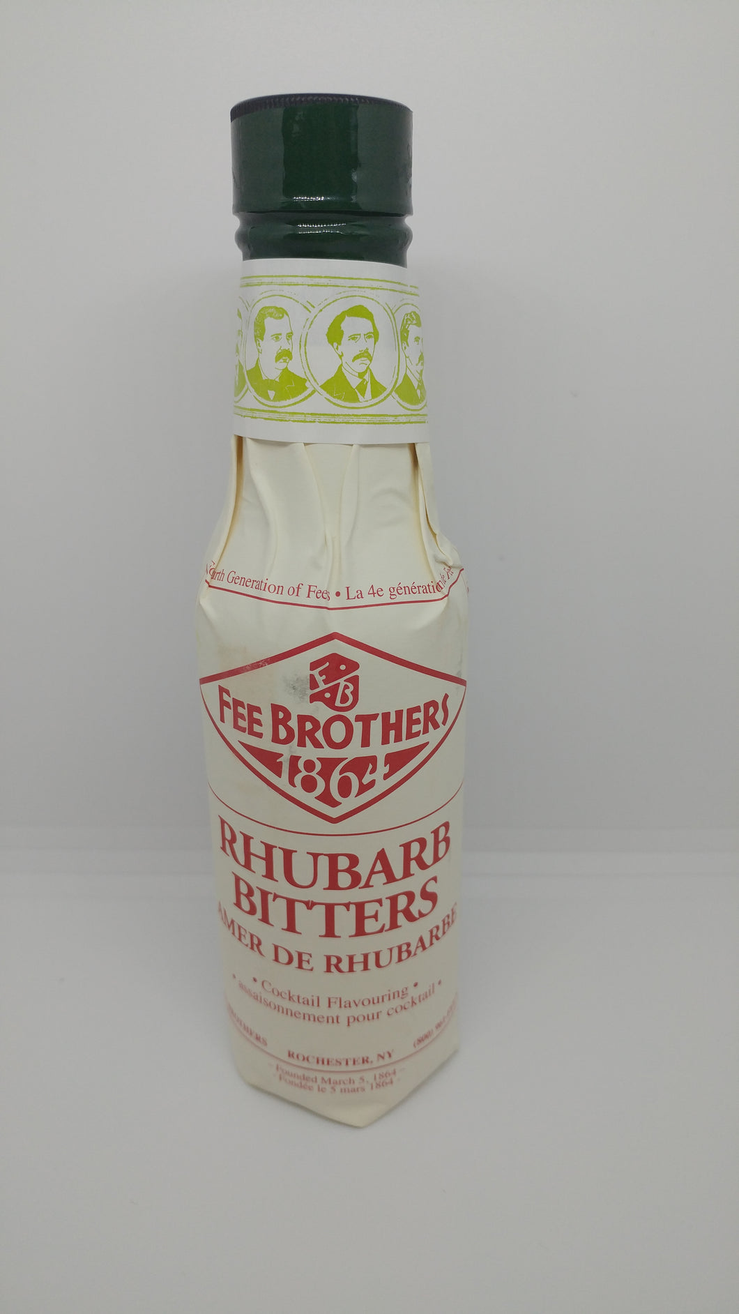 Fee Brothers Rhubarb Bitters 150mL