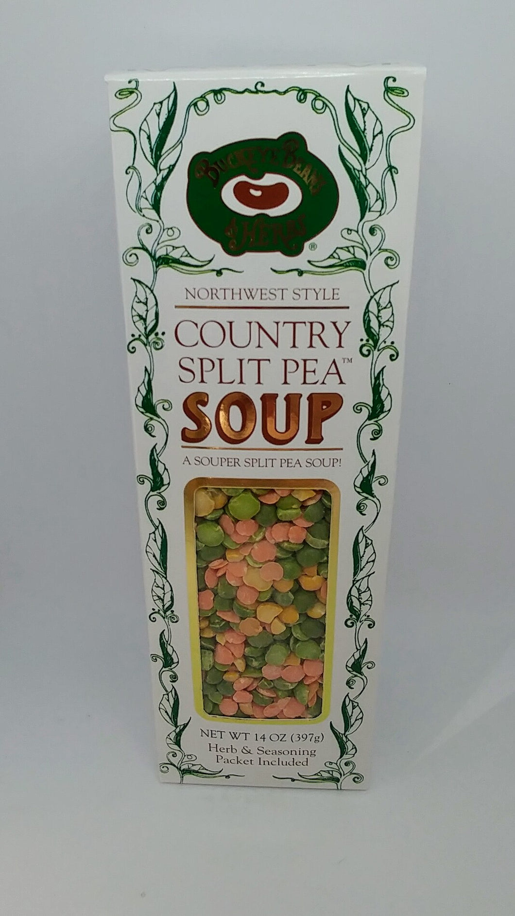 Buckeye Country Split Pea Soup 397g