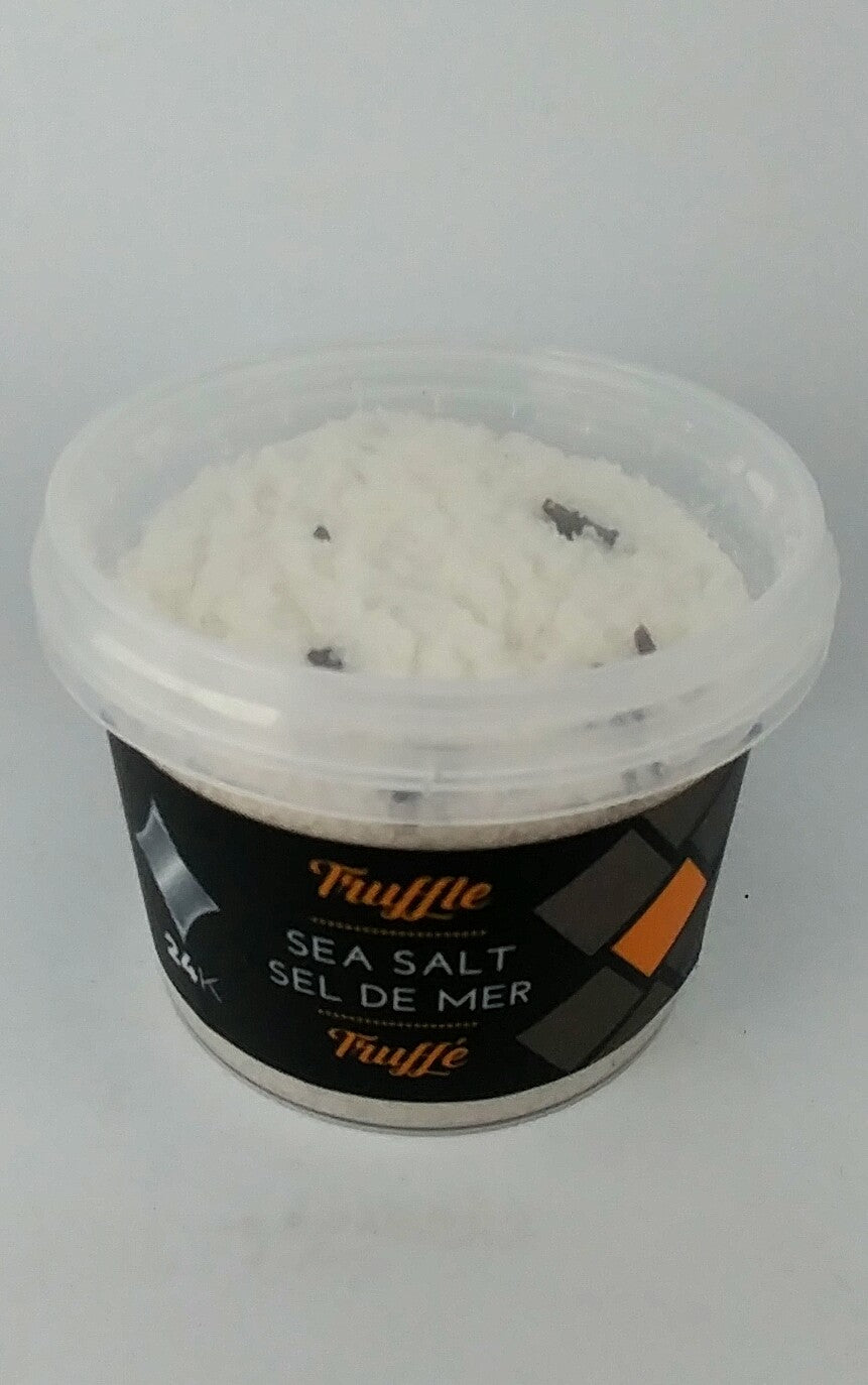 24K Truffle Sea Salt 120g