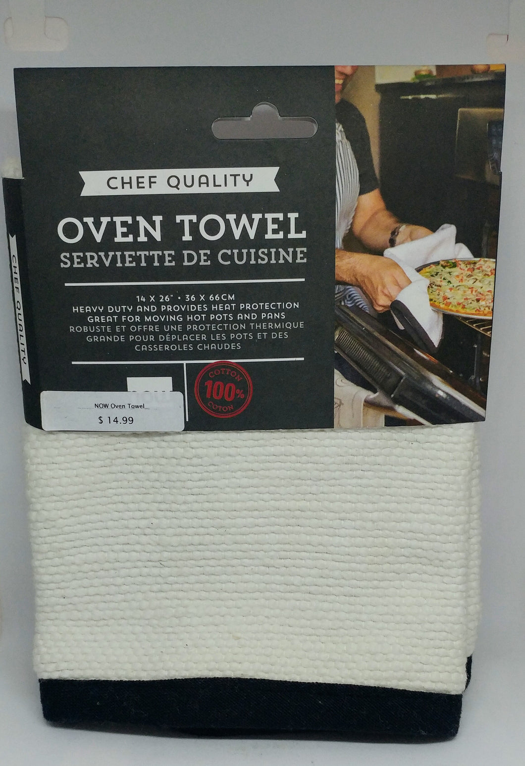 Now Designs Chef Quality Oven Towel