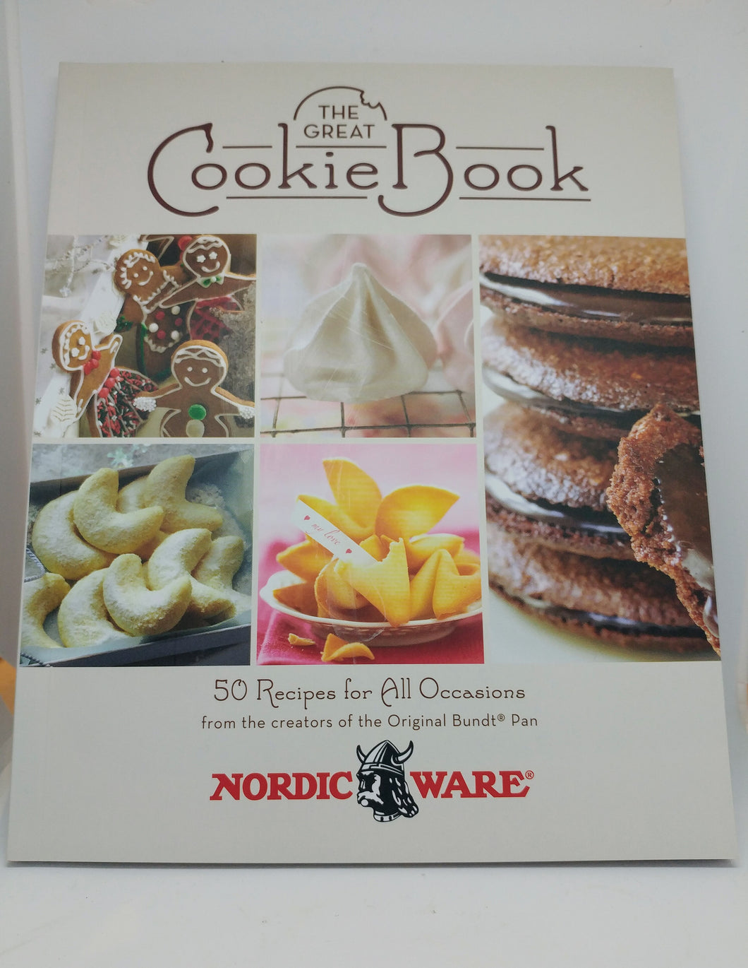 Nordicware Cookie Recipe Book