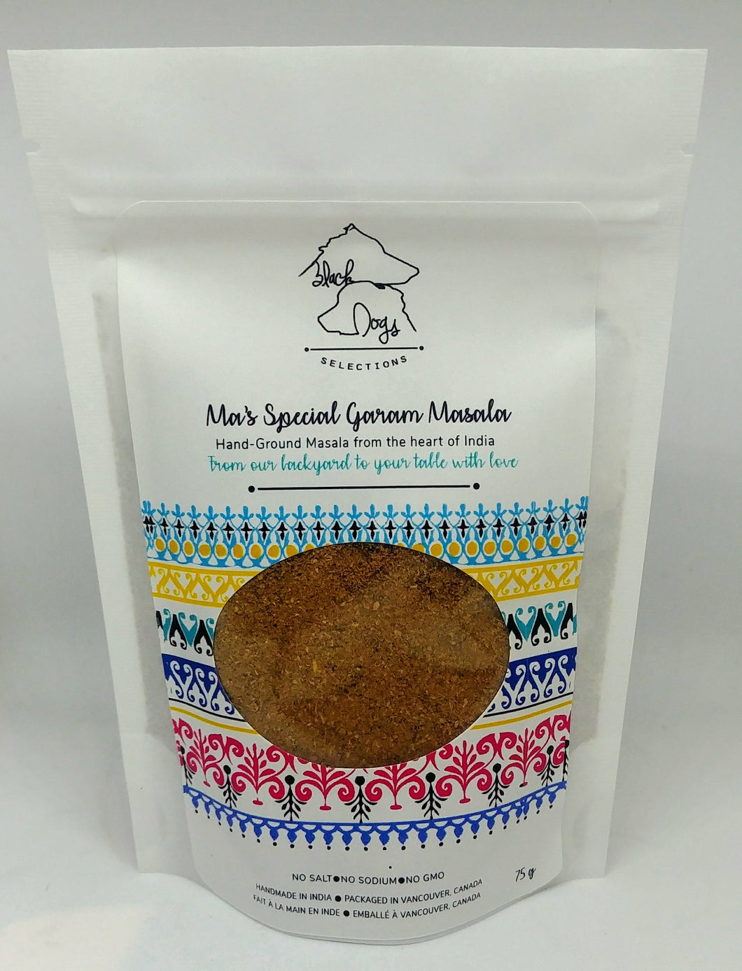 Black Dogs Selections Indian Spice - Ma's Special Garam Masala