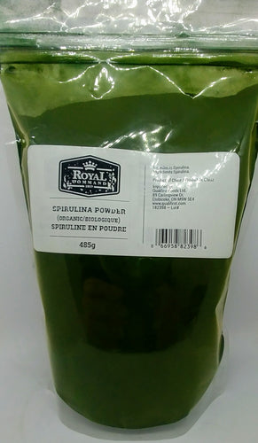 Royal Command Spirulina Powder 485g