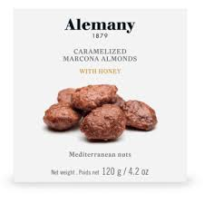 Alemany Caramelized Marcona Almonds with Honey 120g
