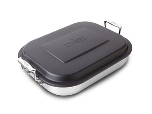 All-Clad Stainless Steel Lasagna/Roasting Pan with Lid