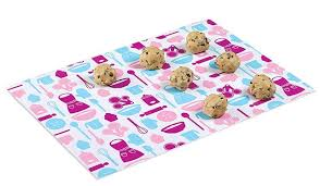 Bakelicious 2-Sided Silicone Baking Mat