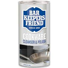Bar Keepers Friend Cookware Cleanser and Polish